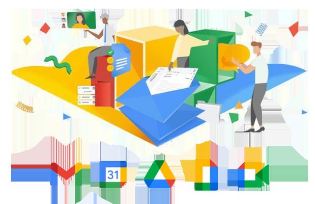 Google Workspace by Trafficpullz
